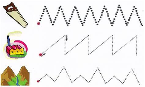 Imagenes De Trazos Libres | ejercicios de trazos para ni 241 os fichas de primaria