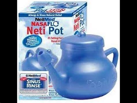 nose bidet neti pot a review of the neti pot nasal irrigation system by