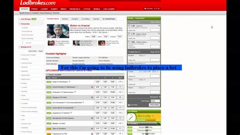 How To Win Money On Football Bets - how to win at football betting ladbrokes trixie bet an how to guide good money youtube