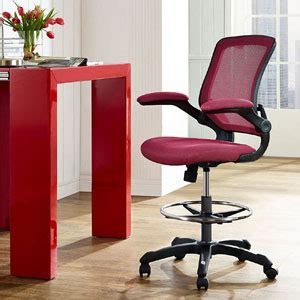 Modway Veer Drafting Stool Chair by Modway Veer Drafting Chair Review