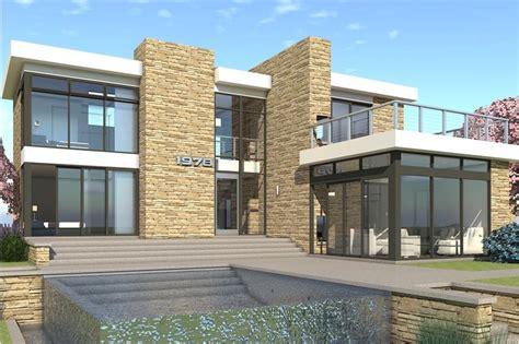 new house plans 3 bedrm 2269 sq ft modern house plan 116 1100
