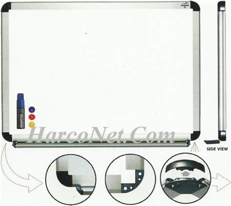 Whiteboard Magnetic Papan Tulis Magnetik whiteboard magnetic gantung dinding papan tulis magnetic harga spesifikasi toko projector