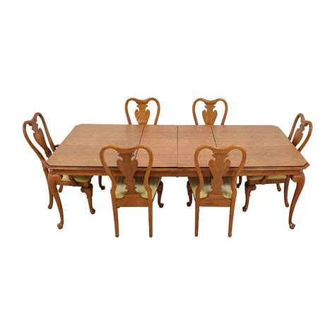 classic dining table sets 85 classic six wooden dining set tables