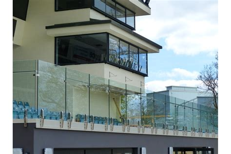 Commercial Balustrade Commercial Balustrade System By Glass Vice Products Ltd