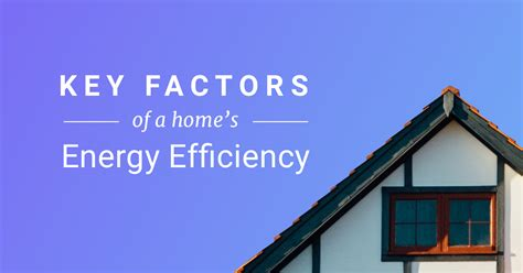 how to improve your home s energy efficiency