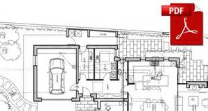 print a section of a pdf floor plan