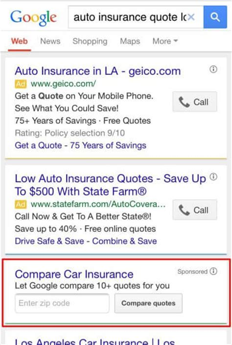 Car Insurance Comparison Quote 5 by 12 Things To Happen In Ppc So Far In 2015