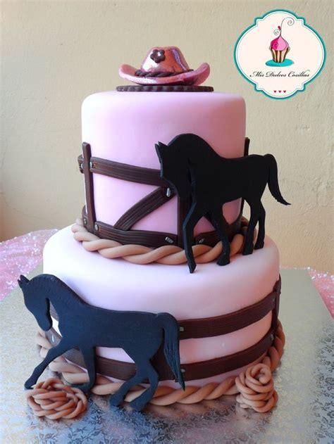 imagenes de cumpleaños vaquero decoracion queques vaqueros