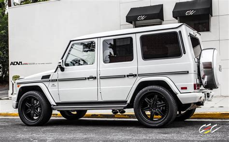 customized g wagon mercedes g63 adv6 track function sl concave wheels