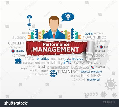 design management careers performance management concept business man performance
