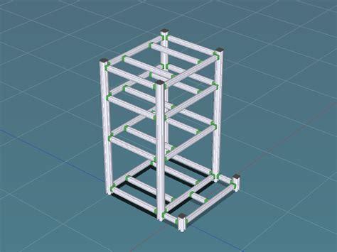 Custom Rack by Framexpert Custom Aluminum Racks