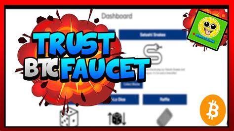 tutorial completo bitcoin trustbtcfaucet nueva pagina faucet ganar bitcoins gratis