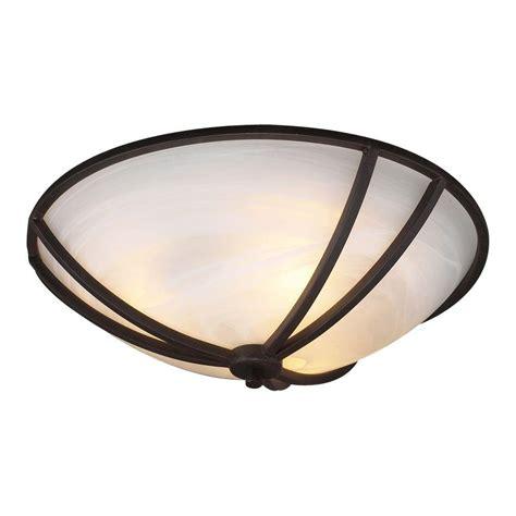 collin 2 light flush mount plc lighting 3 light ceiling oil rubbed bronze flush mount