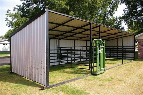 Fabricated Sheds by Pre Fabricated Buildings Offer Ranchers Options For
