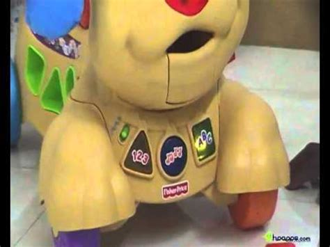 fisher price stride to ride puppy fisher price laugh and learn learning doovi
