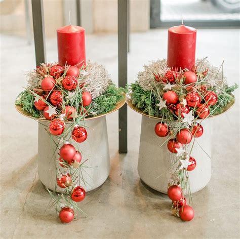Weihnachtliche Deko Basteln by Deko Weihnachten Basteln Dede14