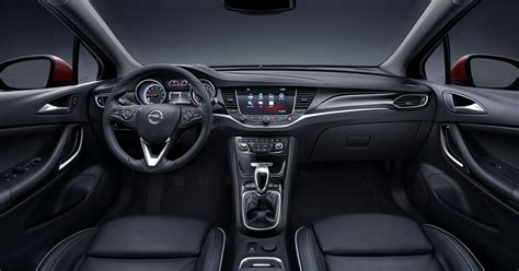 New K all new opel astra is up to 200 kg lighter debuts 145ps 1