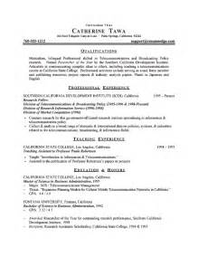 Example Of A Cv Resume International Business Cv Example International Business