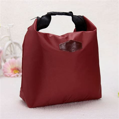 Iconic Insulated Lunch Picnic Bag Cooler Japanese Free Gel 2 insulated cooler lunch storage picnic bag alex nld