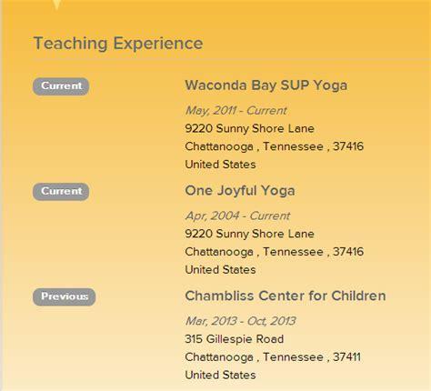 teaching resume example simple yoga teacher resume teacher aide