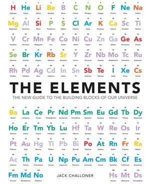 Papir Elements 300 11 4 the elements the new guide to the building blocks of our universe review chemistry world