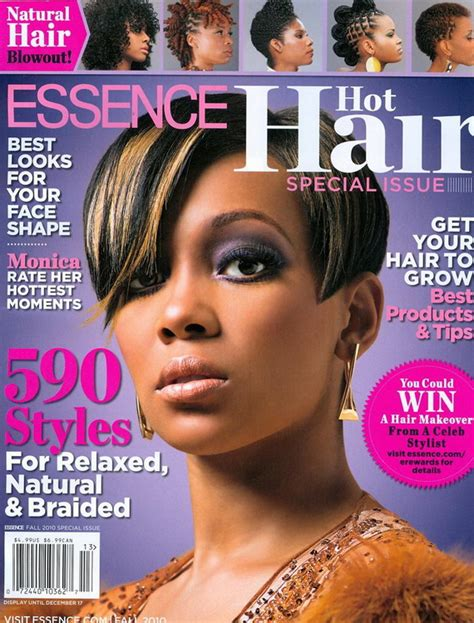 Black Hair Magazine Hairstyles 2012 by Hairstyle Magazines For