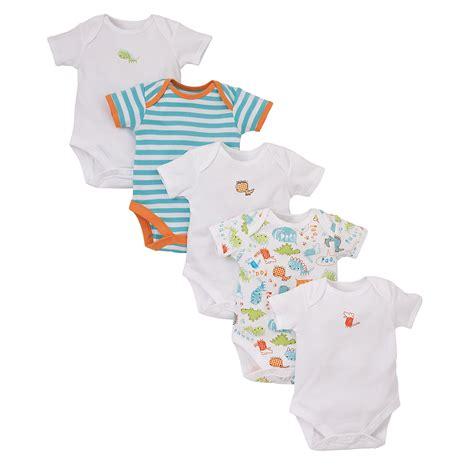 Boy And Fashion Mothercare C mothercare baby newborn boy s dinosaur bodysuits onesie 5 pack ebay