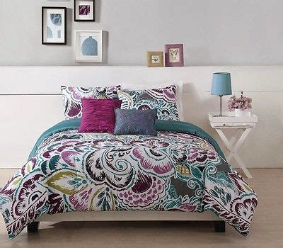 leaf pattern bedding sets teen girl floral leaf pattern turquoise tropic full queen
