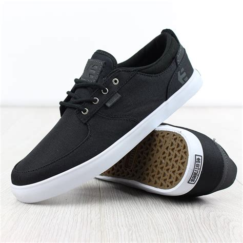 etnies shoes etnies hitch shoes black
