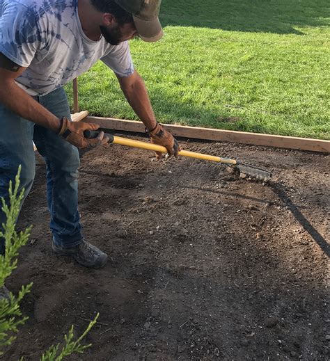 How To Lay Patio Pavers On Dirt How To Lay A Paver Patio Live Work Play Utah