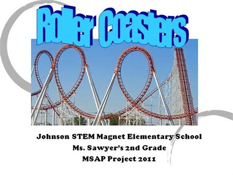index card roller coaster templates pdf ms sawyer s 2nd grade msap project authorstream