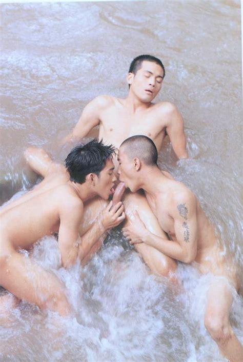 monkeyclub49 — gay asians asian gay trios follow us