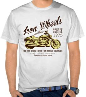 Kaos Born To Cycle jual kaos motor satubaju kaos distro koleksi