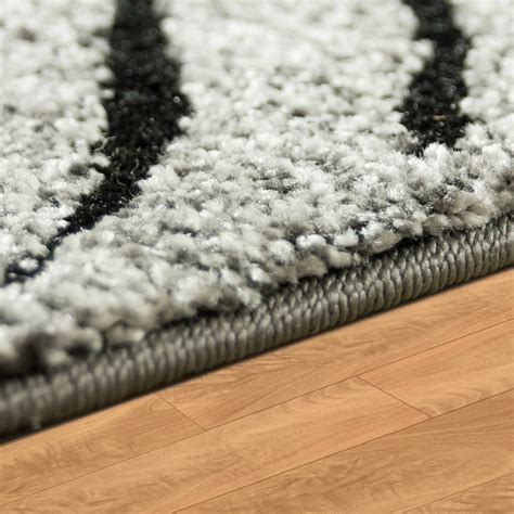 teppich afrika teppich modern edel mit konturenschnitt afrika design