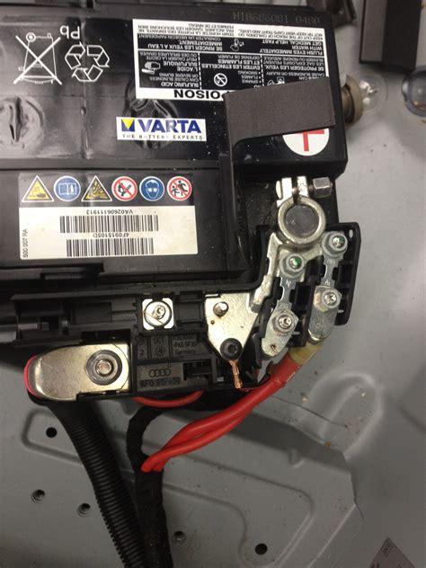 audi    odciecie paliwa lub zaplonu po wypadku