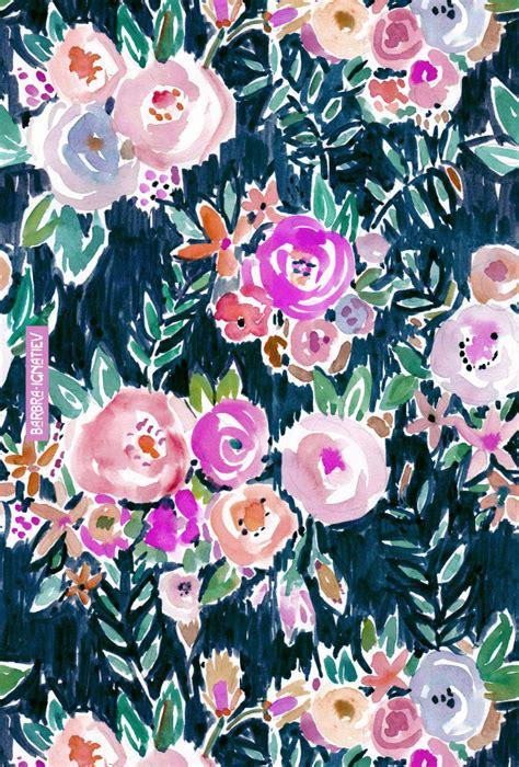 kertas dinding vintage floral prints goseekit ditsy floral pattern pictures to
