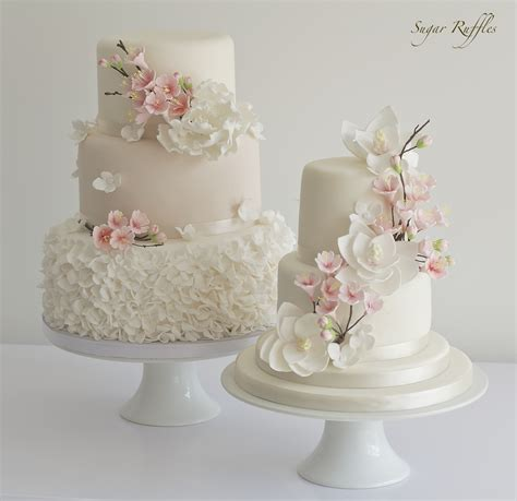 wedding cakes designs sugar ruffles wedding cakes barrow in furness