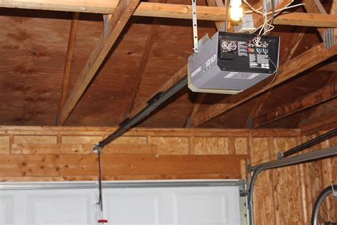 Car Garage Door Opener Ryobi Garage Door Opener Review N Play In Your Garage