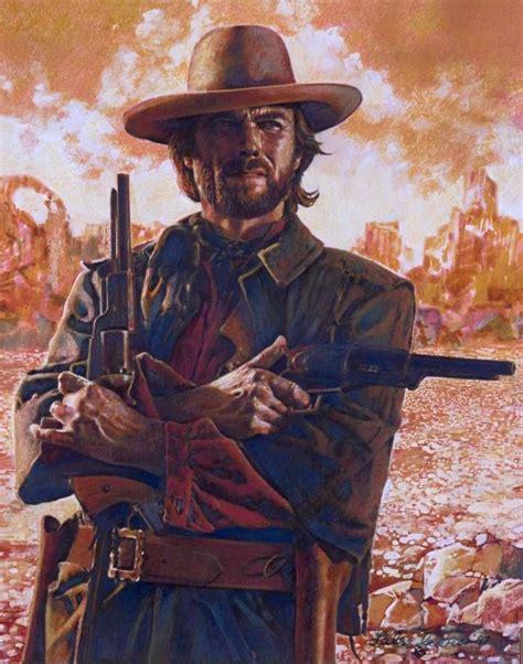 film cowboy mars les 282 meilleures images du tableau clint eastwood sur