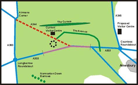 stonehenge map stonehenge map stonehenge news and information