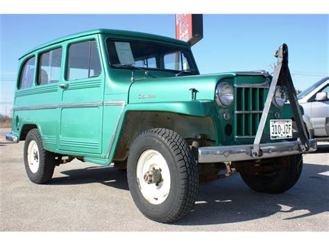 1961 Willys Jeep Parts Classic Jeep Willys For Sale On Classiccars 10 Available