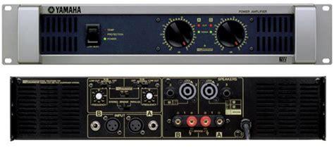 Power Lifier Yamaha P5000s yamaha p5000s image 422584 audiofanzine