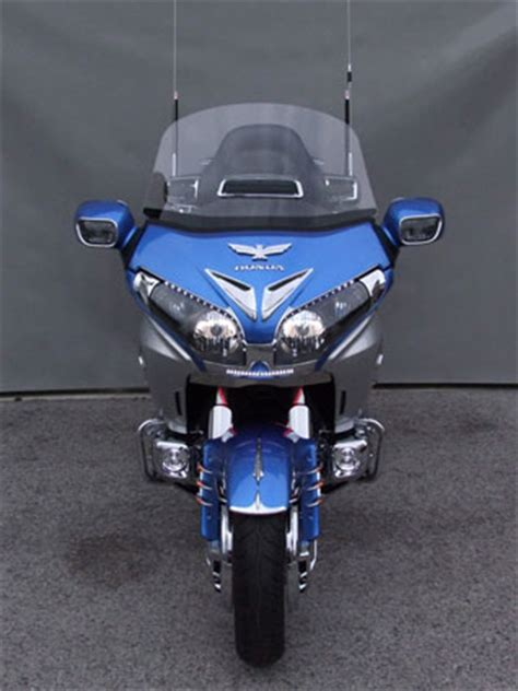 Honda Motorrad Petrick by Schick Goldwing Modellnews