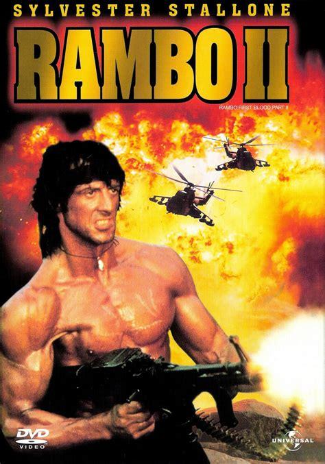 film cu rambo poster rambo first blood part ii 1985 poster rambo ii