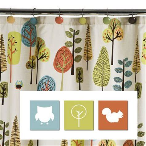 animal nursery curtains woodland nursery decor animal silhouettes
