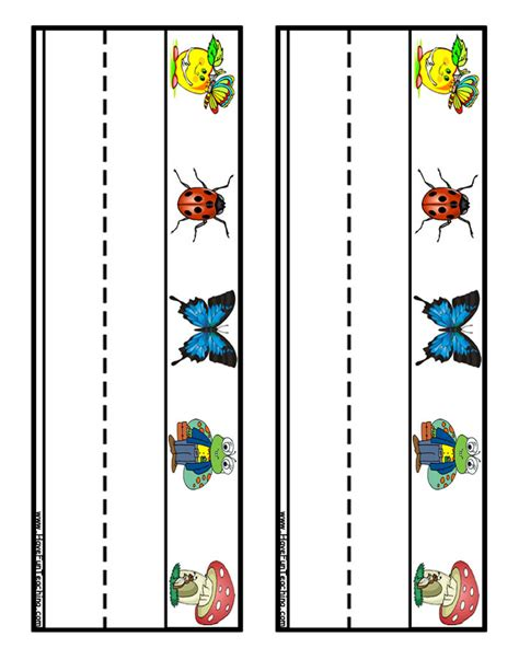 printable insect name tags desk name tags have fun teaching