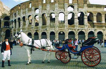 carrozze roma roma in carrozza