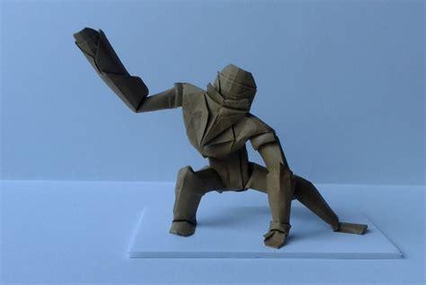 fantastic nintendo and squareenix origami