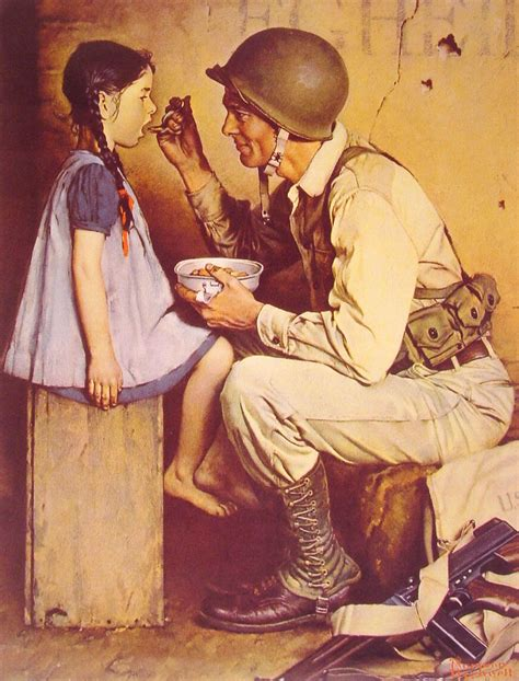 norman the the american way norman rockwell wikiart org encyclopedia of visual arts
