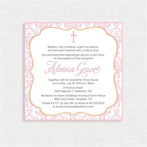 baby dedication invitation template printable baptism invitation baptism invitation